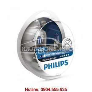 Bóng đèn H1 Philips DiamondVision 5000K