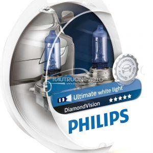 Bóng đèn HB4 Philips DiamondVision 5000K