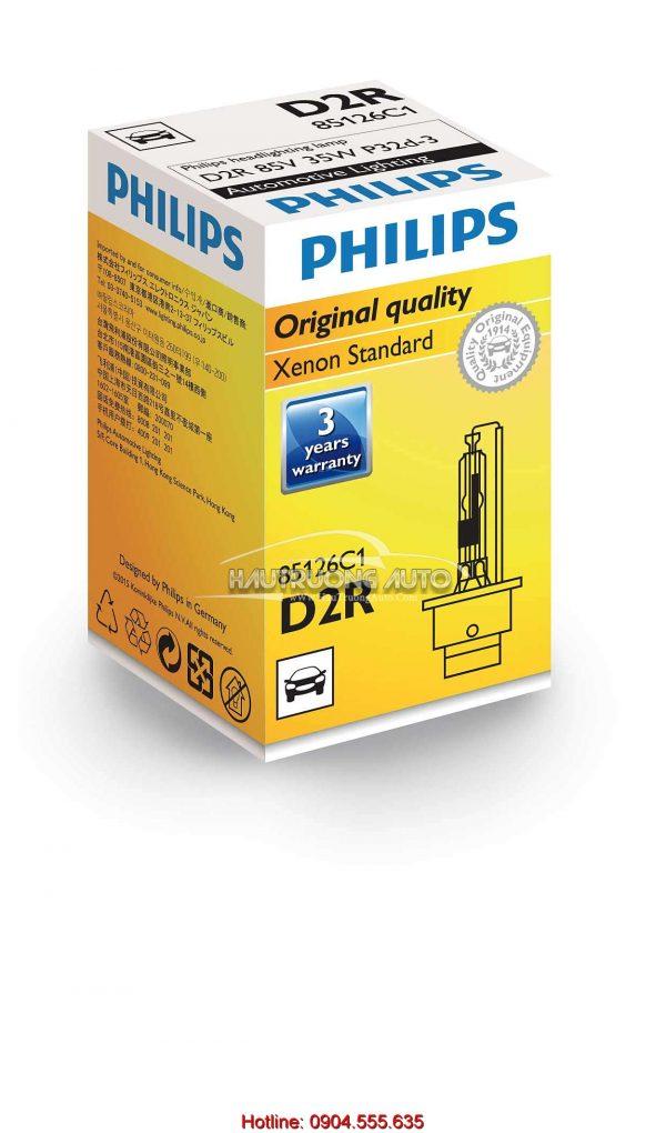 Bóng đèn Philips tiêu chuẩn D2S