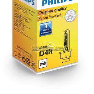 Bóng đèn Philips tiêu chuẩn Xenon D4R
