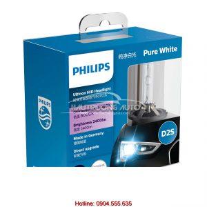 Bóng đèn Philips tăng sáng Ultinon HID Xenon D2S