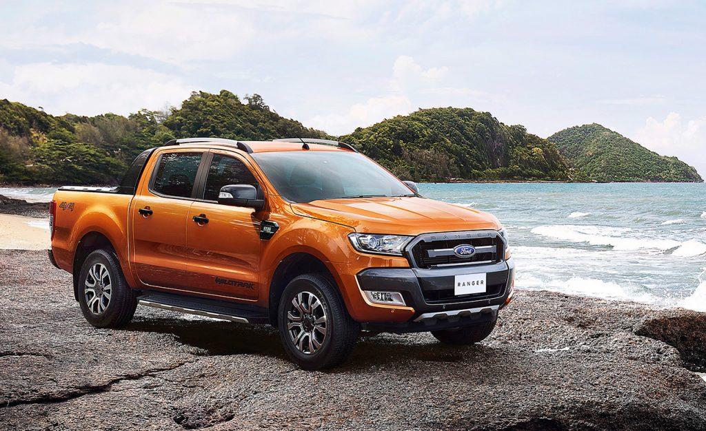 Giá lốp xe Ford Ranger - độ lốp xe Ford Ranger chất nhất