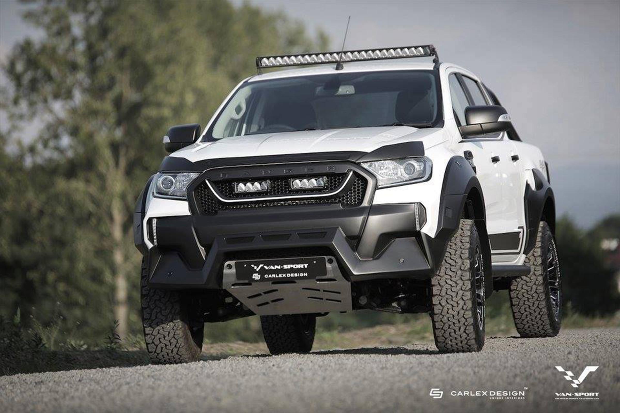 Chọn lốp Ford Ranger phù hợp - Độ xe Ford Ranger tại Hà Nội