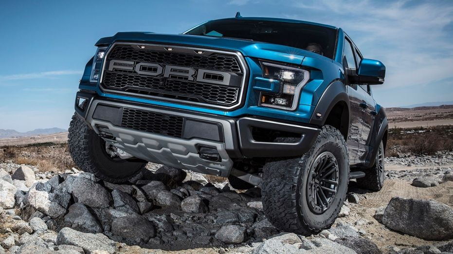 Giải pháp giảm xóc Ford Ranger