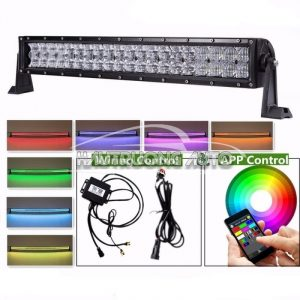 Đèn LED Bar RGB ánh sáng nhiều màu – 120RG