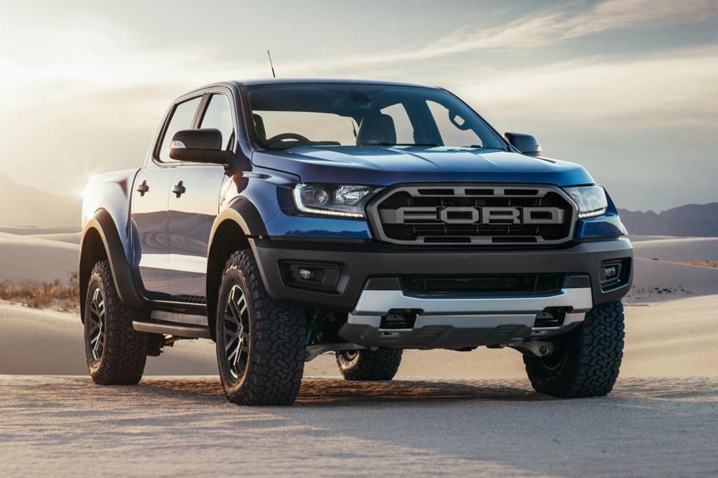 Ford Ranger Raptor – Xu hướng mới cho những người ưa thích mạo hiểm