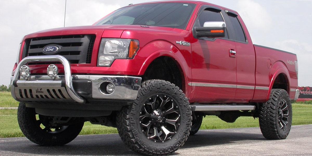 Mâm xe Fuel Assault sở hữu thiết kế bắt mắt, giúp chuyển động thu hút hơn
