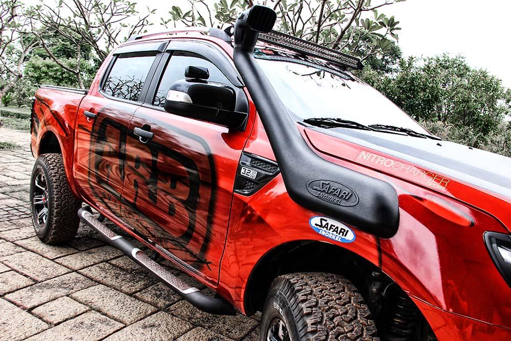 Độ xe Ford Ranger