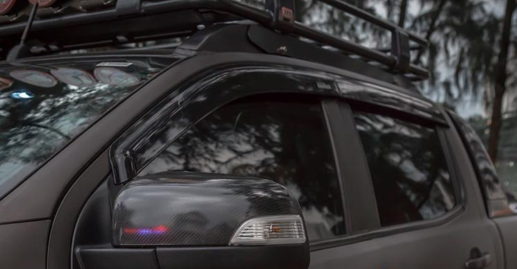 Những đồ chơi xe Ford Ranger 2016 thịnh hành nhất