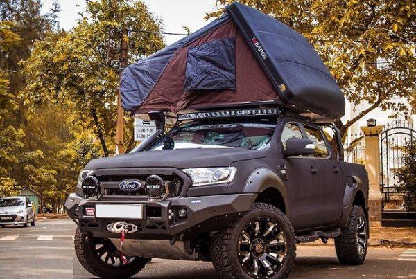 Xe bán tải Ford Ranger độ Offroad