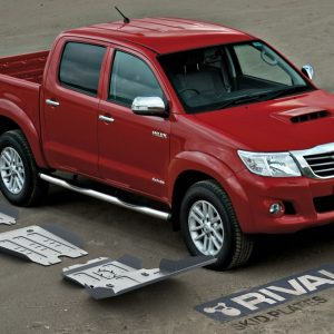 Bảo vệ gầm Rival cho xe bán tải Toyota Hilux