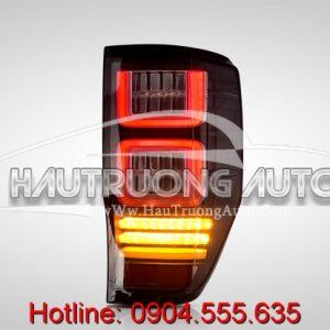Bộ đèn hậu LED nguyên bộ Vland mẫu Ranger Rover cho xe bán tải Ford Ranger