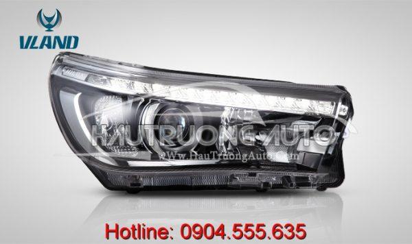 Đèn pha LED nguyên bộ