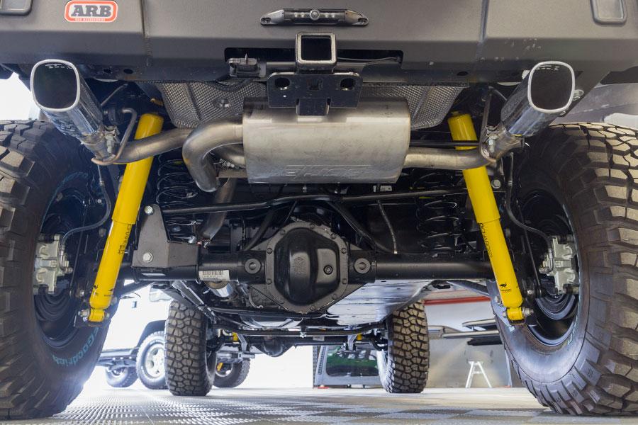 Bộ phuộc Nitrocharger Old Man Emu Ford Ranger