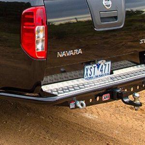Cản sau ARB 3638030 cho xe bán tải Nissan Navara D40