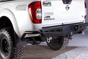 Cản sau Jungle PJ251 cho xe bán tải Nissan Navara