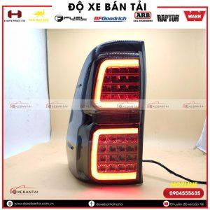 Bộ đèn LED hậu nguyên bộ cho xe bán tải Toyota Hilux