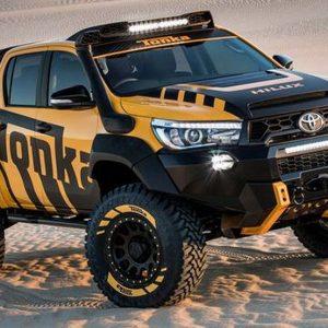 Các gói độ xe bán tải Toyota Hilux