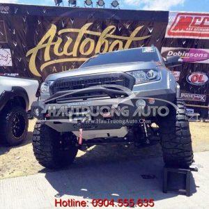 Cản trước MCC Rocker Bar cho Ford Ranger