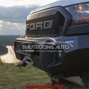 Cản trước Rival Alloy Bumper cho Ford Ranger