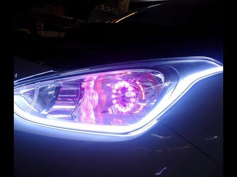 Độ đèn LED – giải pháp tăng sáng cho đèn pha ô tô