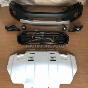 Bộ Body Kit phong cách Ranger Raptor mới cho xe Ford Ranger