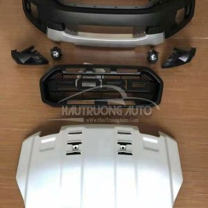 Độ body kit Raptor Ford Ranger – những lưu ý khi độ body kit Raptor Ford Ranger