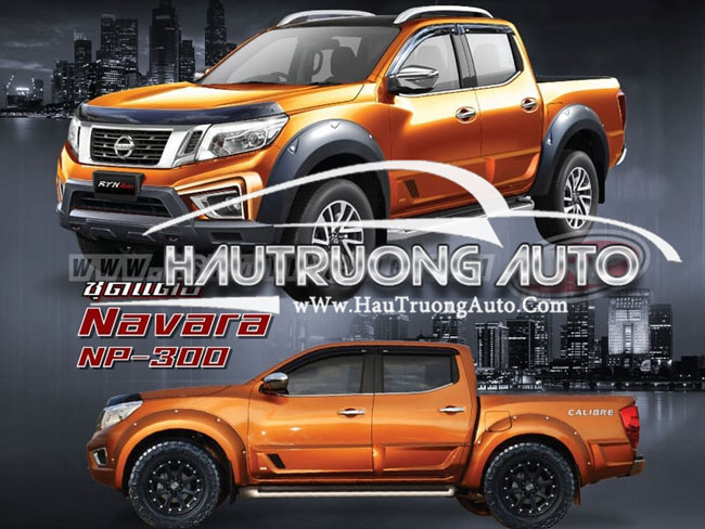 Body-kit-cho-nissan-navara-np300
