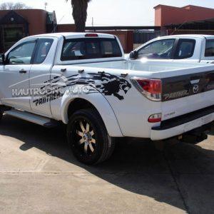 Body kit xe bán tải Mazda BT-50 – Giá body kit xe Mazda BT-50
