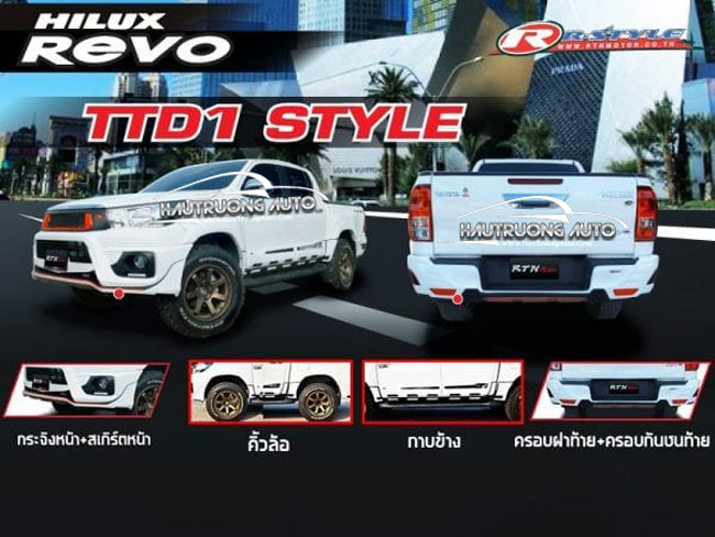 body-kit-toyota-hilux-ttd1-style