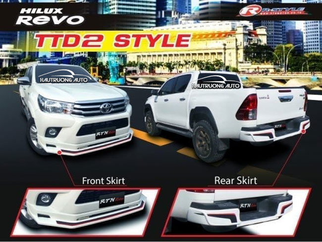 body-kit-toyota-hilux-ttd2-style