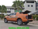 Nắp thùng xe bán tải Ford Ranger – giá nắp thùng xe Ford Ranger