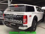 Nắp thùng xe bán tải Colorado – Giá nắp thùng xe Chevrolet Colorado