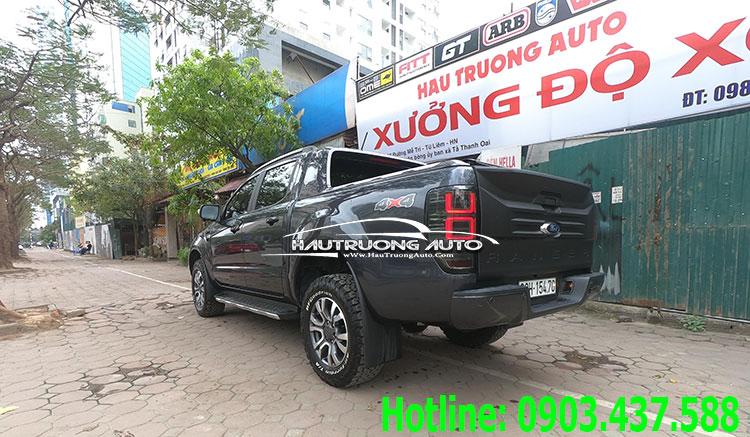 Tổng hợp những địa chỉ độ xe bán tải ở Hà Nội uy tín nhất hiện nay