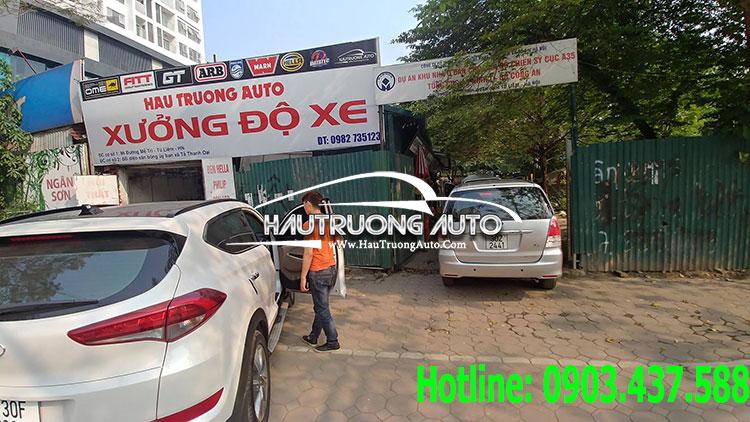 Những phản hồi của khách hàng về dịch vụ độ xe bán tải tại Hậu Trương Auto