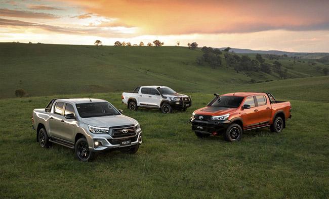 Top 4 mẫu xe bán tải cũ dưới 400 triệu đáng mua nhất hiện nay