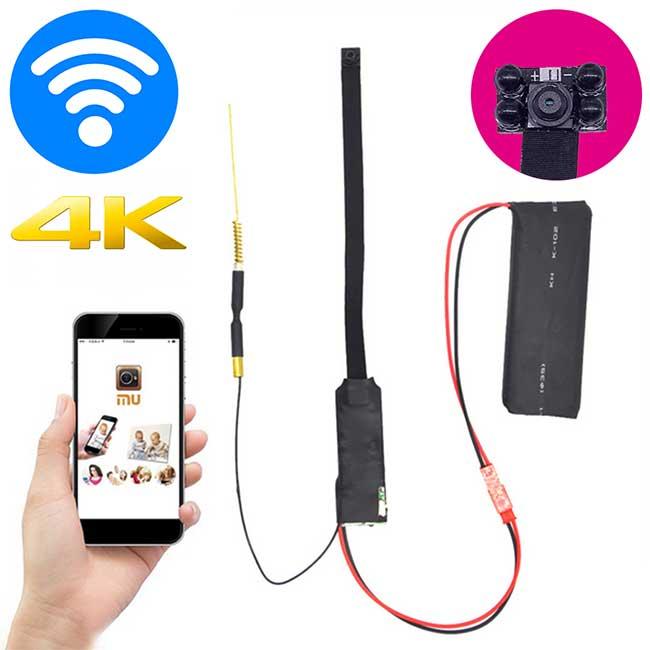 Camera siêu nhỏ V99 kết nối điện thoại thiết kế độc đáo