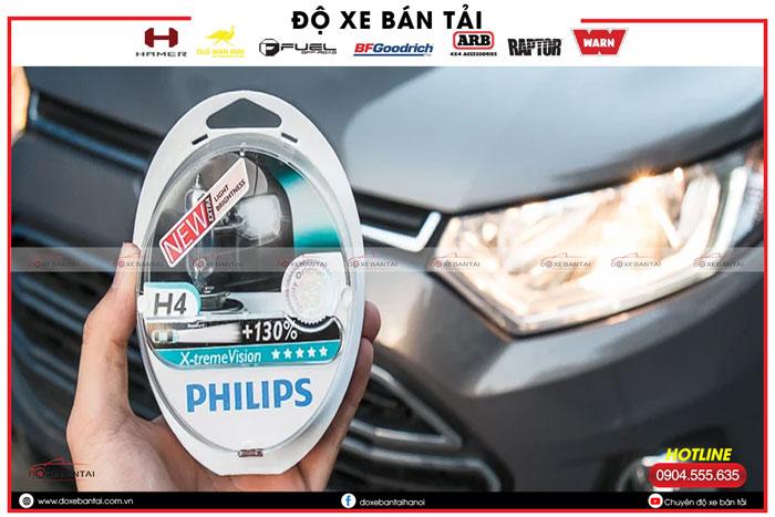 Những thông tin bạn cần biết về đèn Halogen Philips cho ô tô