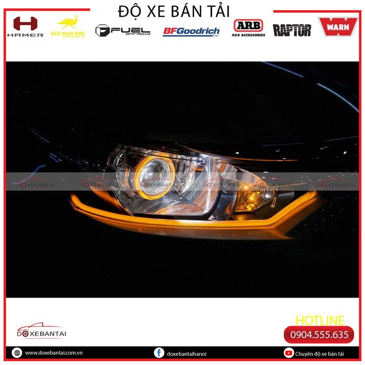 Độ đèn led ô tô tạo sức hút mãnh liệt cho chiếc xe của bạn