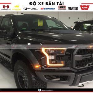 Những options mới trên Ford Ranger Raptor