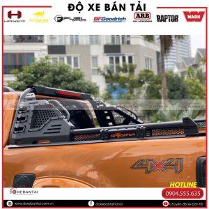 Thanh thể thao xe bán tải BT50 đẹp, khác biệt giúp chiếc xe BT50 khác biệt