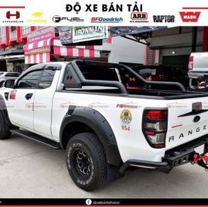 Thanh thể thao xe bán tải đẹp, độc đáo tạo nên chiếc xe bán tải khác biệt