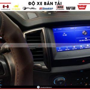 Kích hoạt tính năng ẩn Việt hóa màn hình SYNC trên xe Ford Ranger