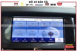 Việt hóa màn hình SYNC trên xe Ford – Độ xe bán tải chuyên nghiệp