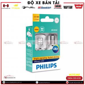 Bóng đèn BAY 15d Philips Ultinon LED cường độ cao