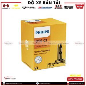 Bóng đèn D5S Philips Xenon Standard cường độ cao