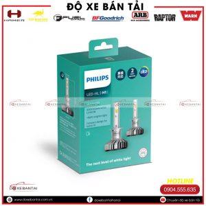 Bóng đèn H1 Philips Ultinon LED cường độ cao