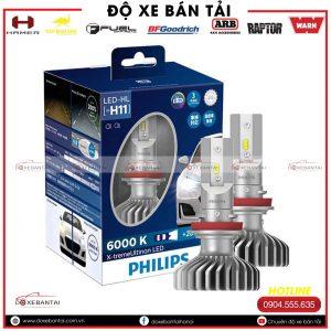 Bóng đèn H4 Philips Ultinon LED cường độ cao