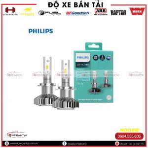 Bóng đèn H7 Philips Ultinon LED cường độ cao