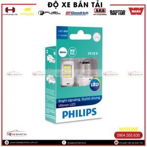 Bóng đèn P21/BA15s Philips Ultinon LED cường độ cao